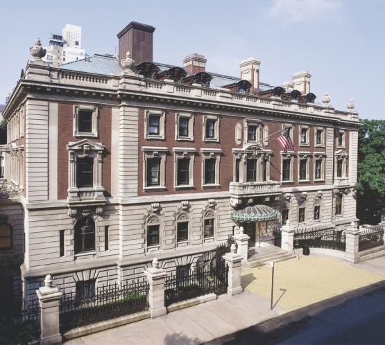Carnegie_Mansion_North_Facade